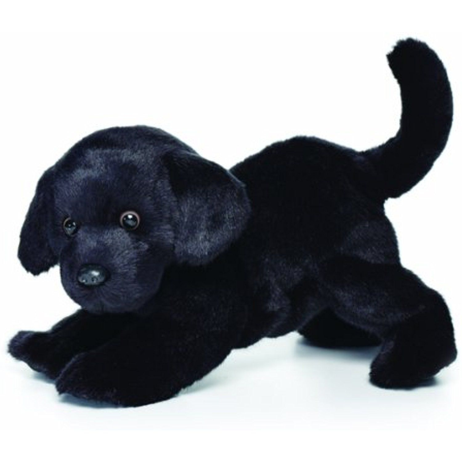 Nat And Jules Black Labrador Plush Toy Large You Can Find Out