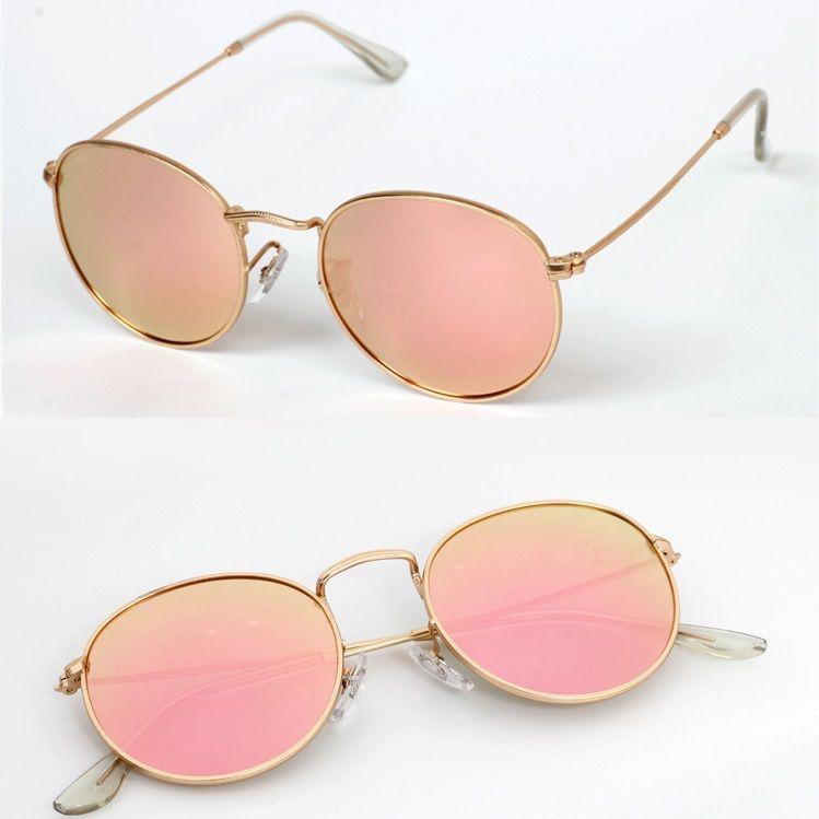 56832885803b1 Barato Alta qualidade Polarized óculos De Sol rosa mulheres 2015 nova marca  De moda óculos De Sol Oculos De Sol Feminino