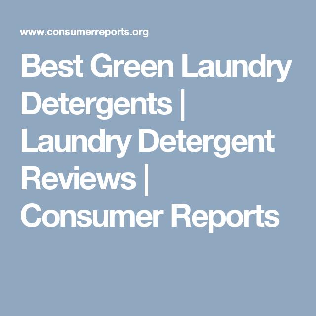 Best Green Laundry Detergents Laundry Detergent Laundry