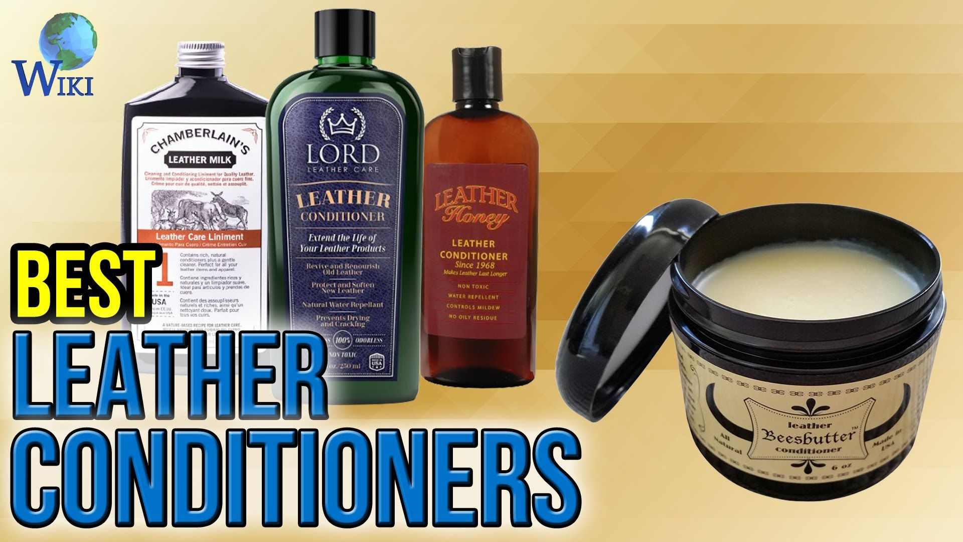 8 best leather conditioners 2017 leather conditioner