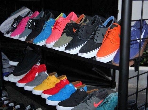 Kolekcja Nike SB (Jesień 2013) Zajawka   Kickin' it