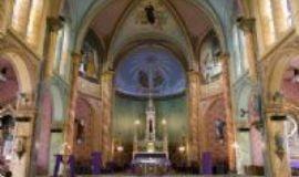 Curvelo - Altar Basílica Sao Geraldo, Por Marlene