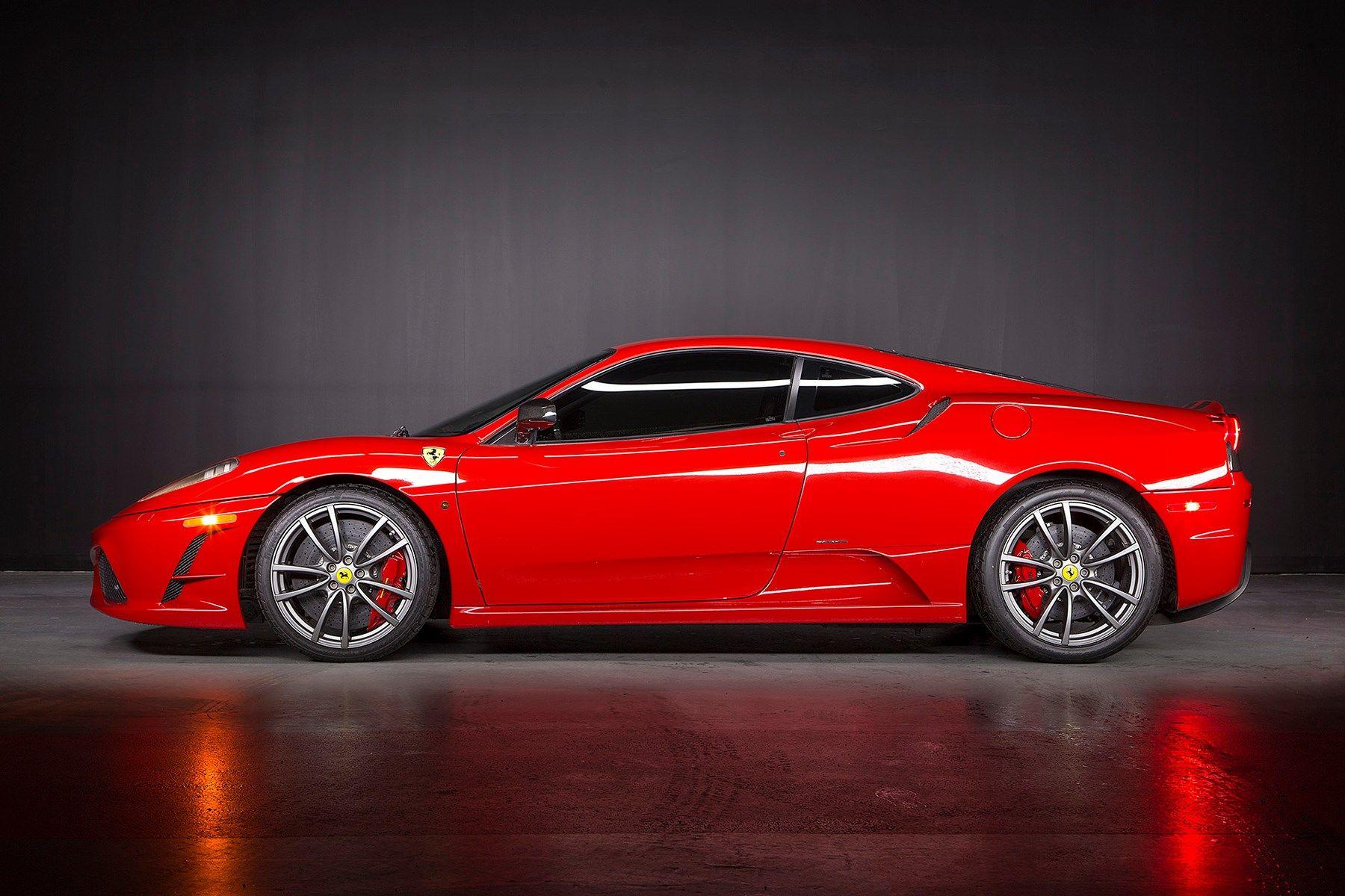 Widescreen Wallpaper Ferrari  Scuderia Chadrick Blare