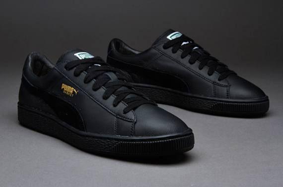 Men Top Quality Puma Basket Classic Shoes Black - Men Shoes Sale I28e3617 Men  Shoes 1116_LRG