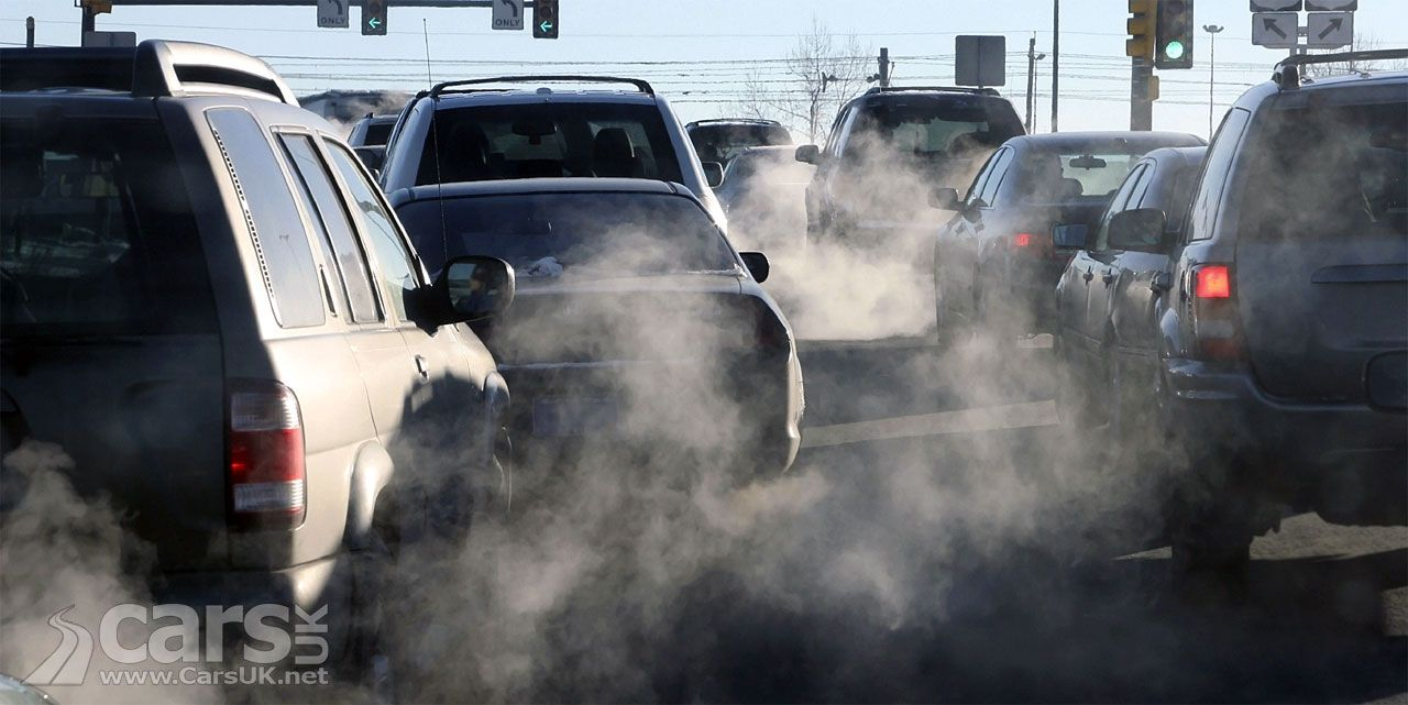 UK ban on diesel and petrol cars brought forward to 2035