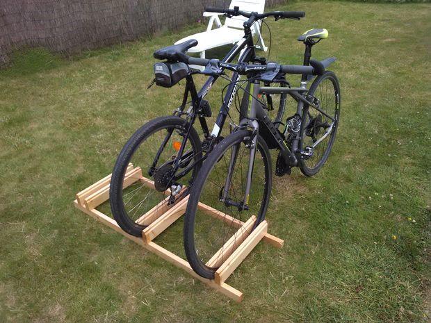 Multi Bike Parking Diy Bike Rack Bike Stand Diy Bike Stand