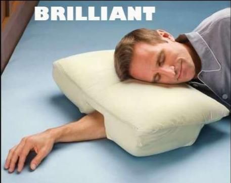 Imgur Creative Pillows Sleep Pillow Cool Inventions