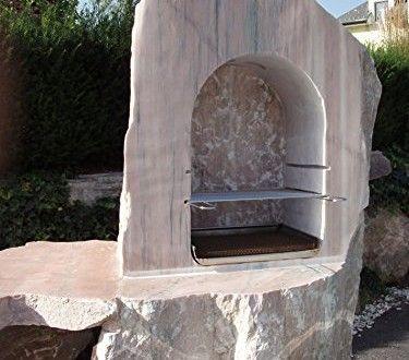Die besten 25 steingrill ideen auf pinterest feuerstelle grill gartengrill stein und - Gartengrill stein ...