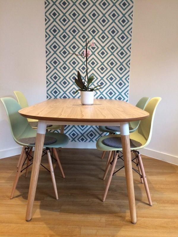 Brand New Edelweiss Scandi Table Norbury London