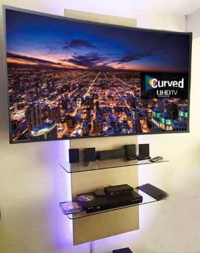 Rack Tv Lcd Led Plasma 32 A 46 Mueble Oculta Cables Ocultar Cables Led Tv