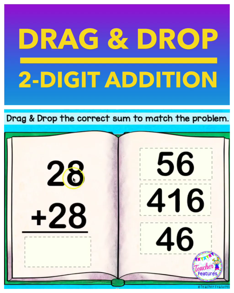 Designed to supplement or assess 2-digit addition with regrouping ...
