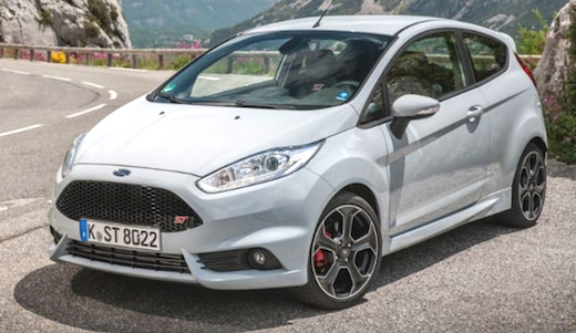 All New Ford Fiesta May Not Be Launched In The Usa Ford Fiesta Best Small Cars Ford Fiesta St