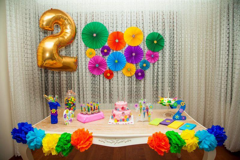 Birbirinden Güzel 2 Yaş Doğum Günü Süsleri Fikirleri #doğumgünüpartileri