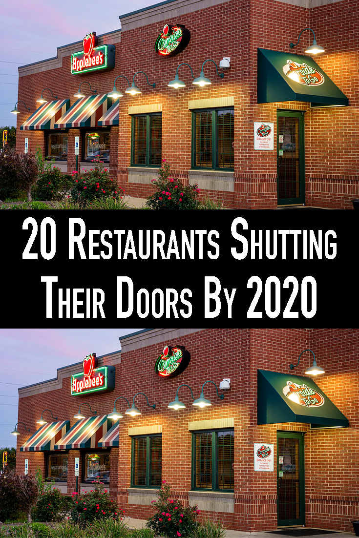 Say Goodbye To These Once Popular Restaurant Chains   Fast ...