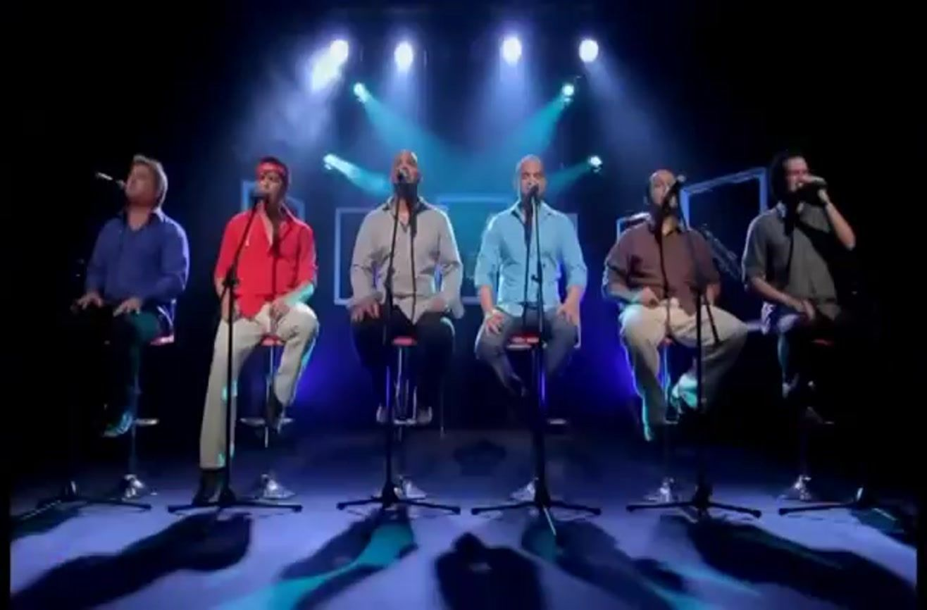 These Cuban Guys Do An Amazing Full Performance Of Hotel
