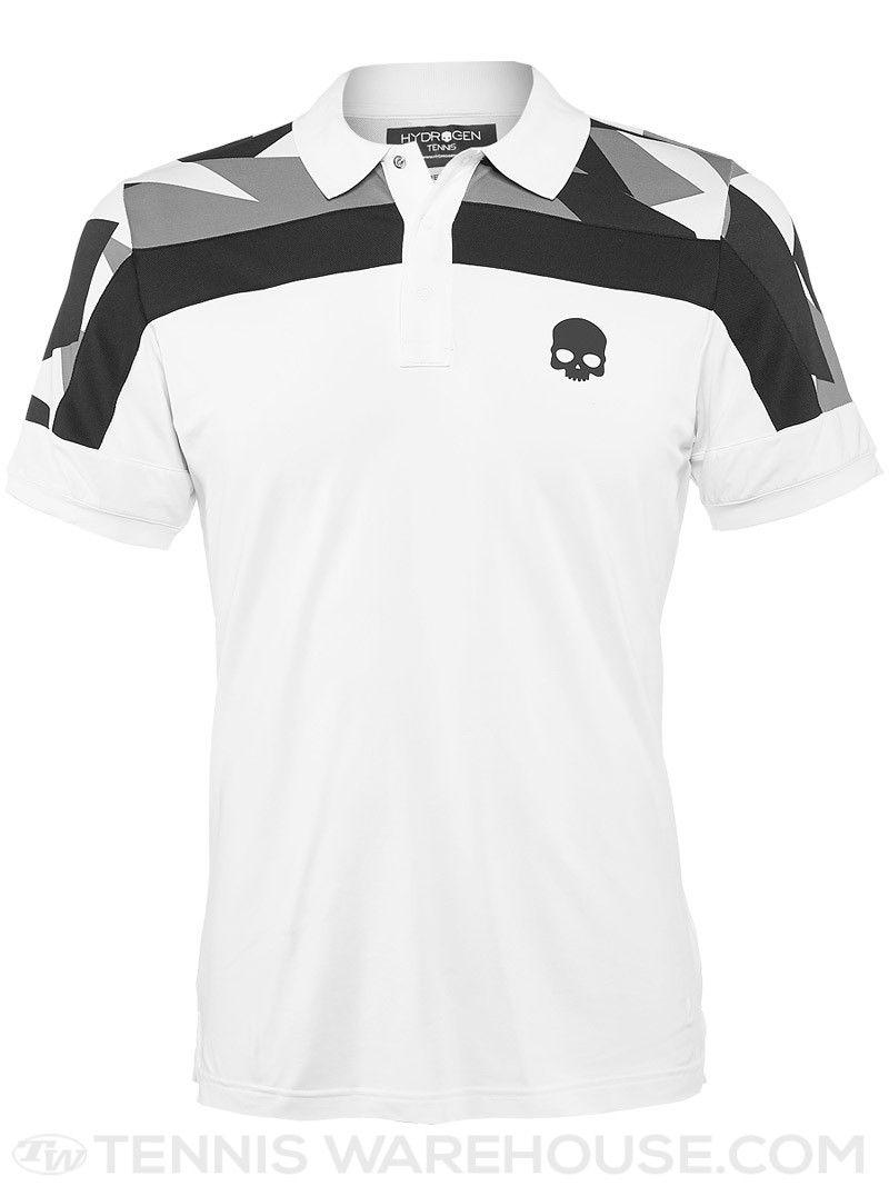 952f270f0 Hydrogen Men's Spring Camo Polo | Men's Tennis Wear | Fashion | Polo ...