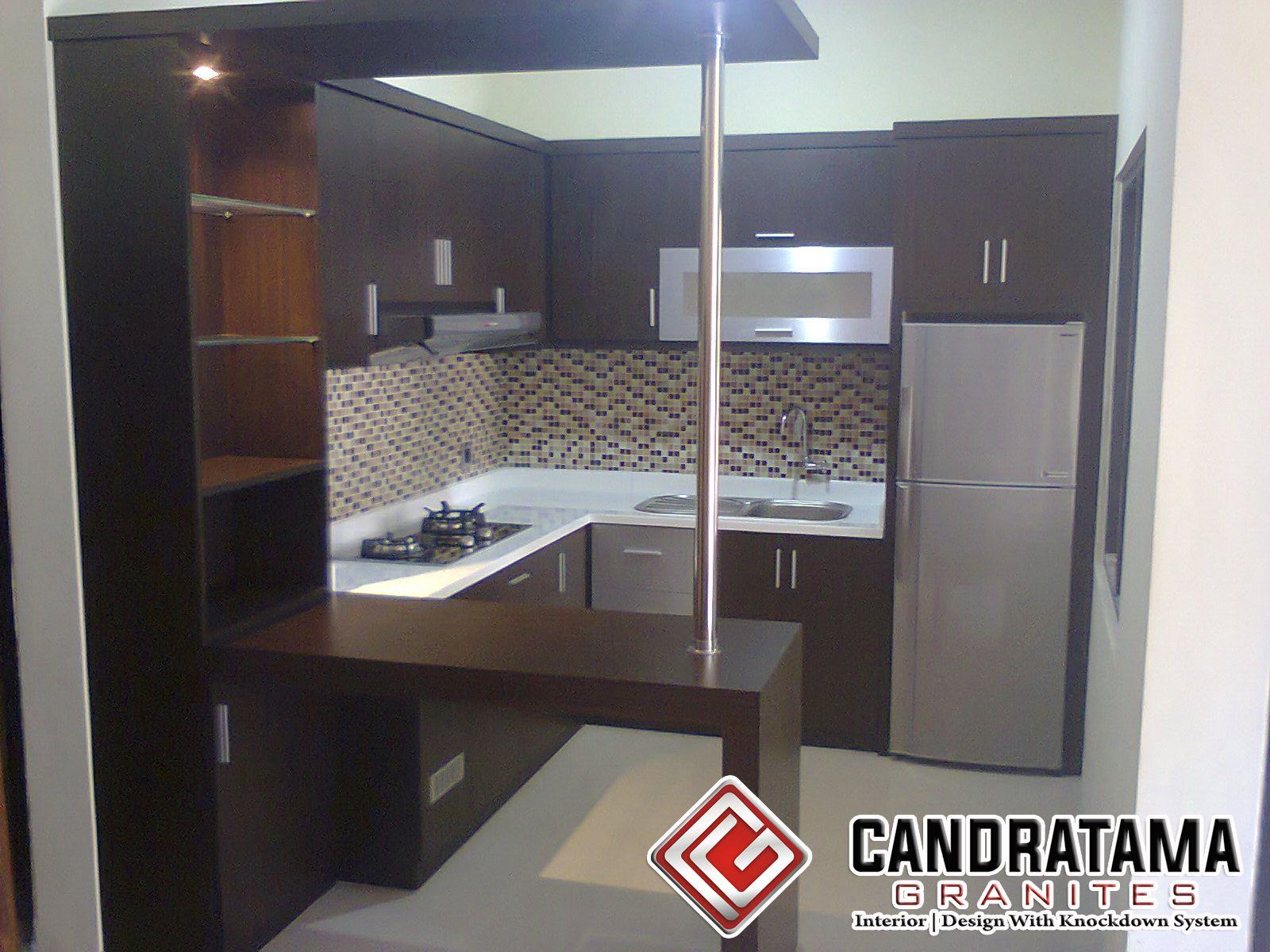 kitchen set murah depok   kitchen set kayu   interior kediri ...