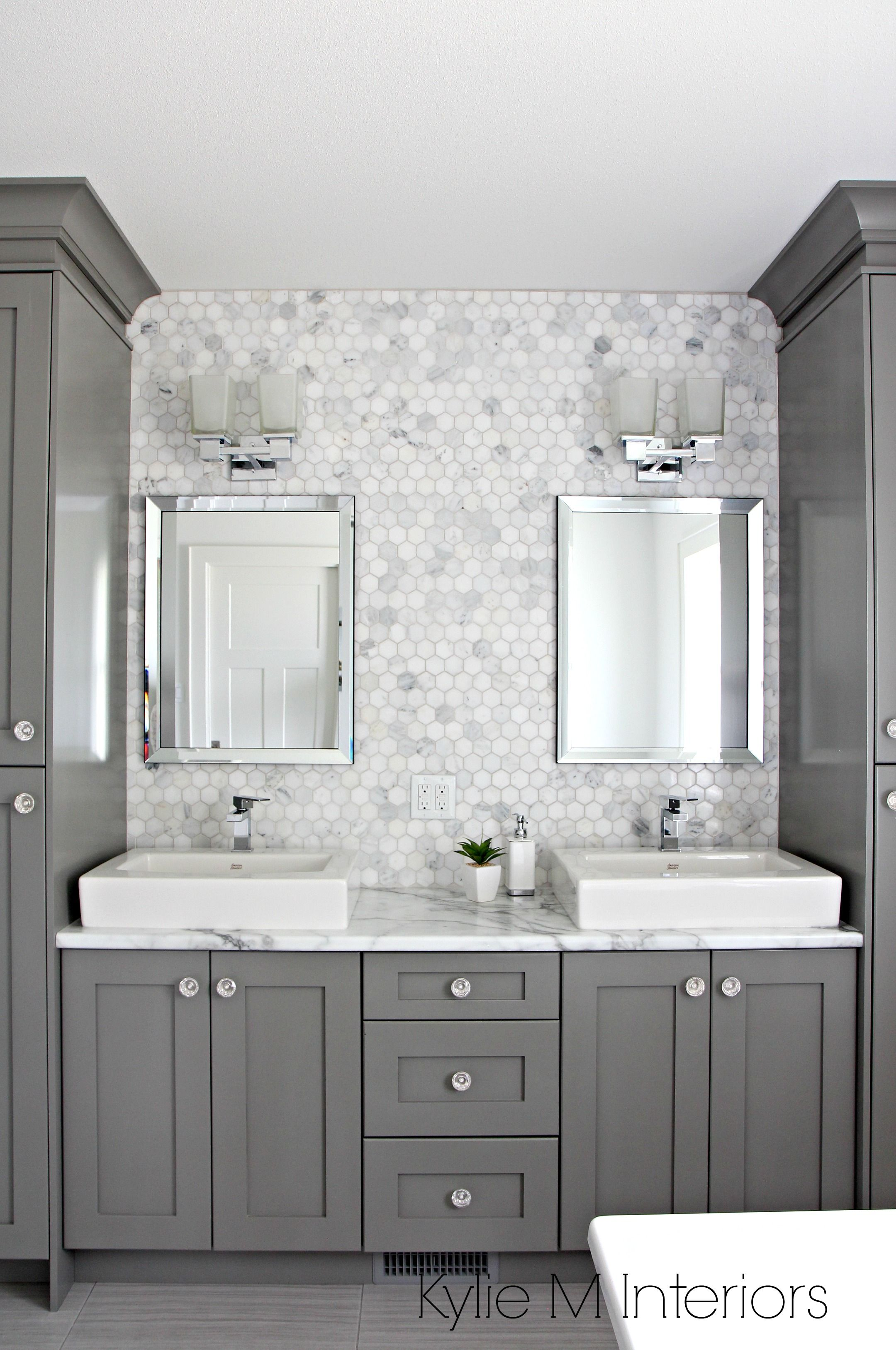 Budget Salle De Bain A Marble Inspired Ensuite Bathroom Budget Friendly Too