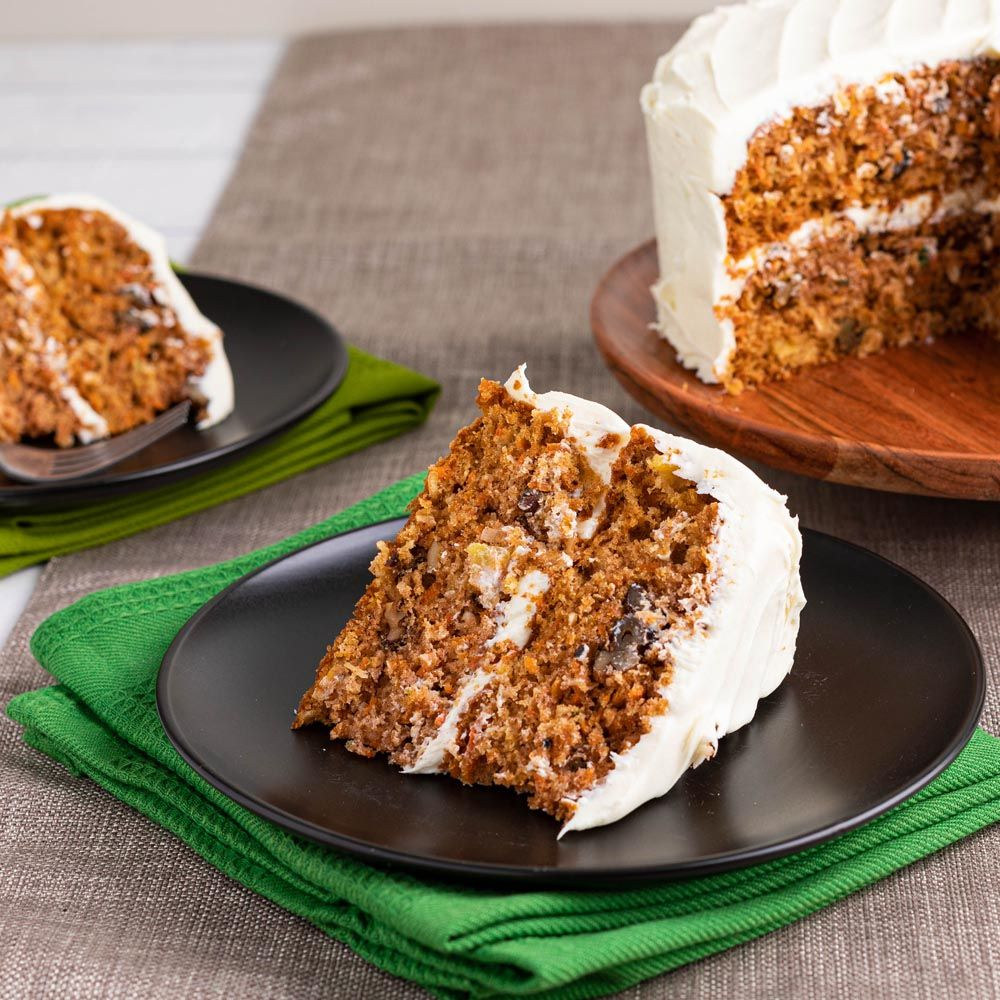 Classic Carrot Cake Recipe No Calorie Sweetener Sugar Substitute Splenda Sweeteners Recipe In 2020 Classic Carrot Cake Recipe Cake Calories Sour Cream Pound Cake