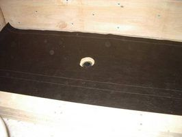 How To Install Shower Pan Liners Shower Pan Liner Shower Pan