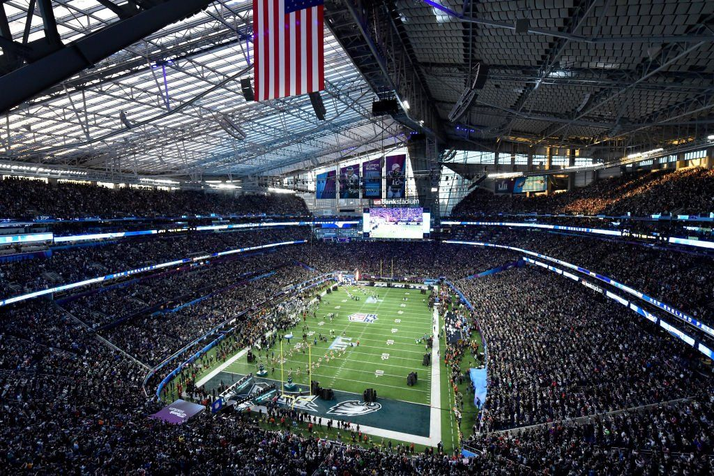 The Stadium For Super Bowl Lii Was Expensive Español
