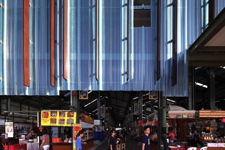 Gallery of Food Villa Market / I Like Design Studio - 7