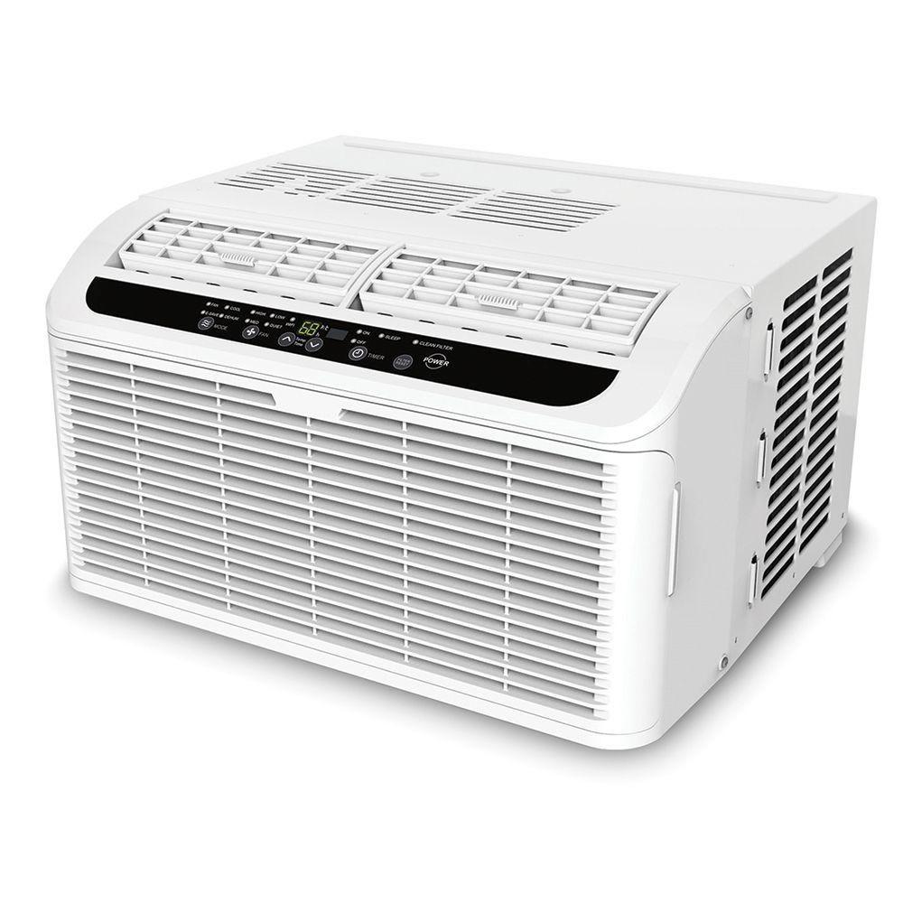 The World S Quietest Window Air Conditioner Hammacher Schlemmer