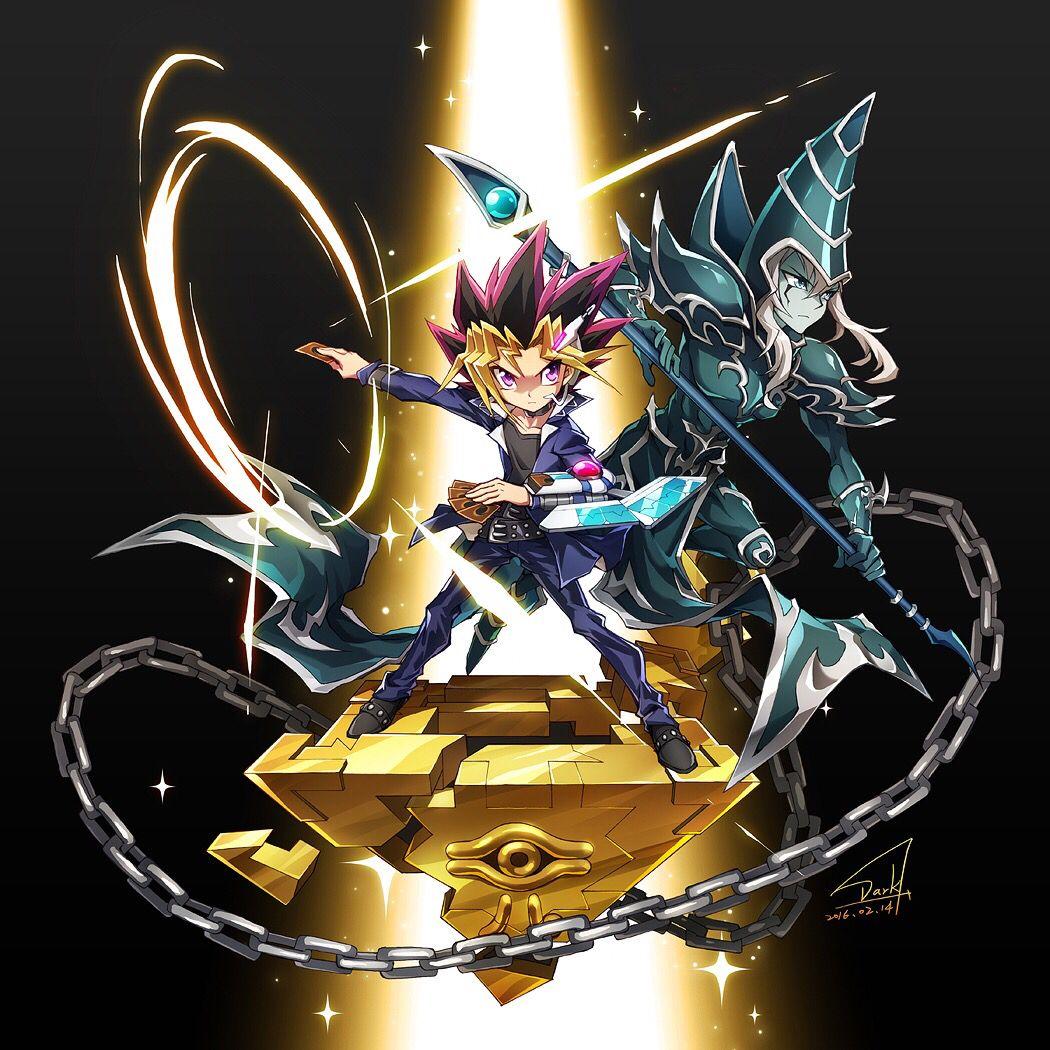 Yugi Dark Side of Dimensions Yugioh, Yugioh monsters, Anime