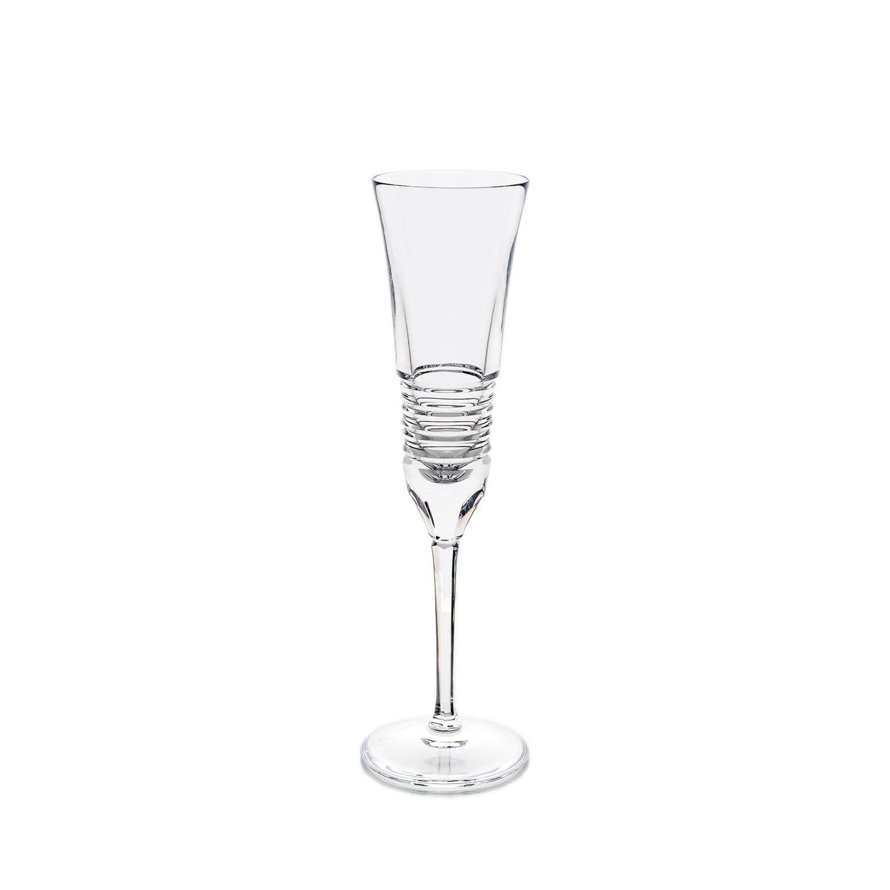 Spiral – Flûte à Champagne – Noir
