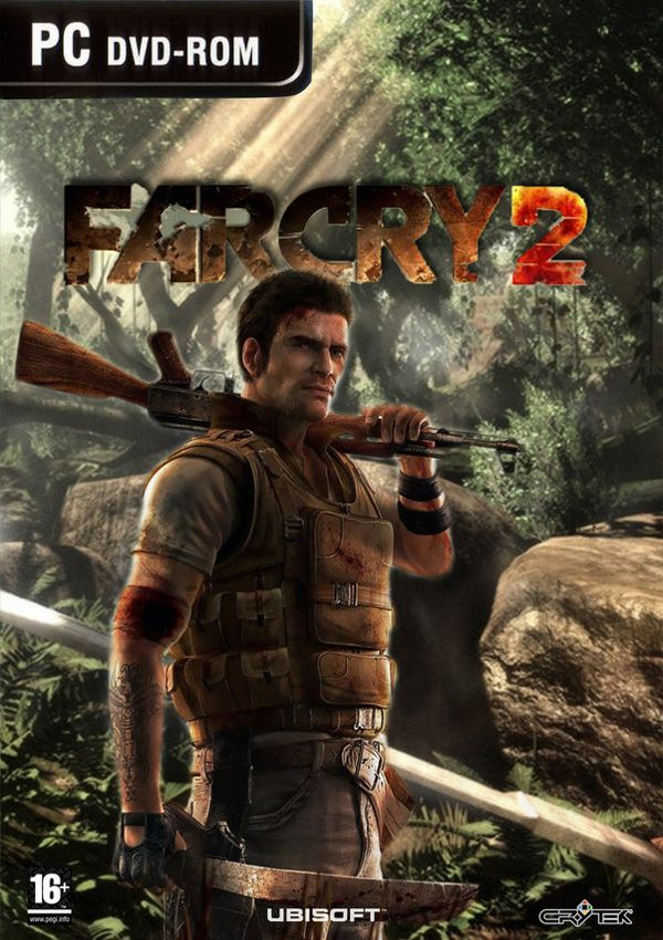 Far Cry 2 Free Download Far Cry 2 Free Games Crying