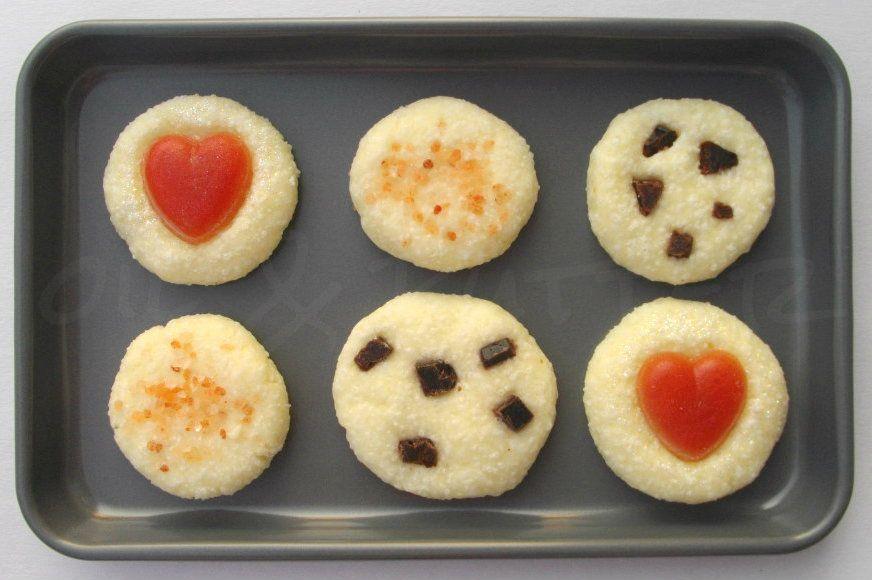 Oil & Butter: Milk & Bath Cookies