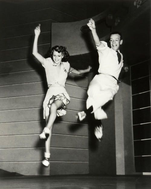 people don't dance like this anymore. But when they did it was cool.