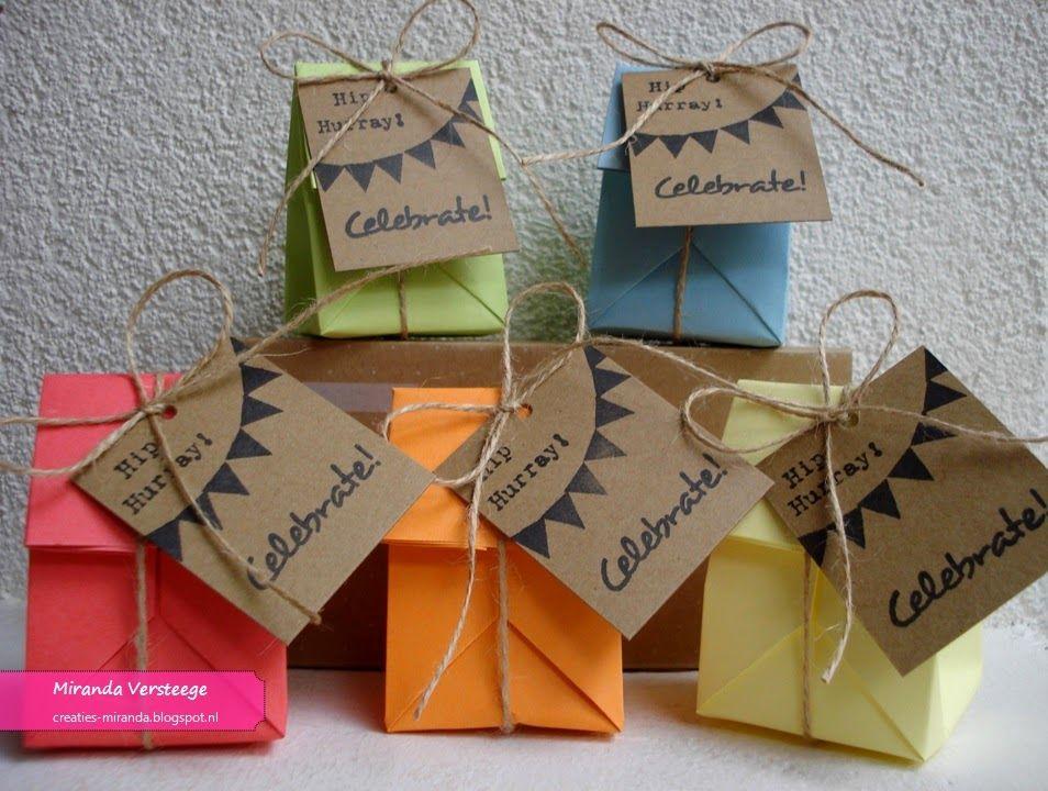 Fabulous Miranda's Creaties - Cadeaudoosjes: een leuke manier om geld te  OQ02