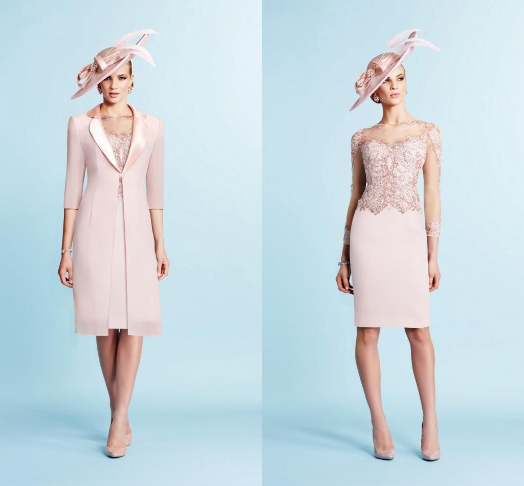 Cachet Mother Of The Bride Dresses 2015 Blush Mother\'S Wedding ...