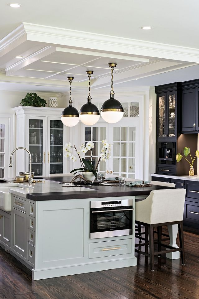 Kitchen Interior Design Ideas Classic: Reinvented Classic Kitchen Design