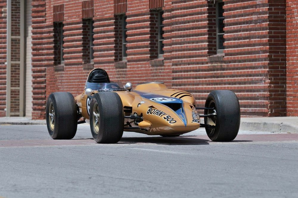 68 Shelby Turbine Indy Car | Speed | Pinterest | Indy cars, Cars and ...