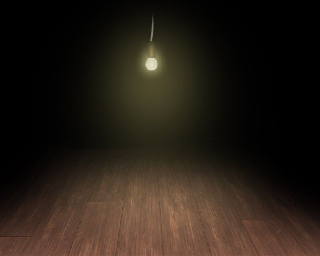 Light In Dark Room light is a common modern set piece we see in our life. | elephant
