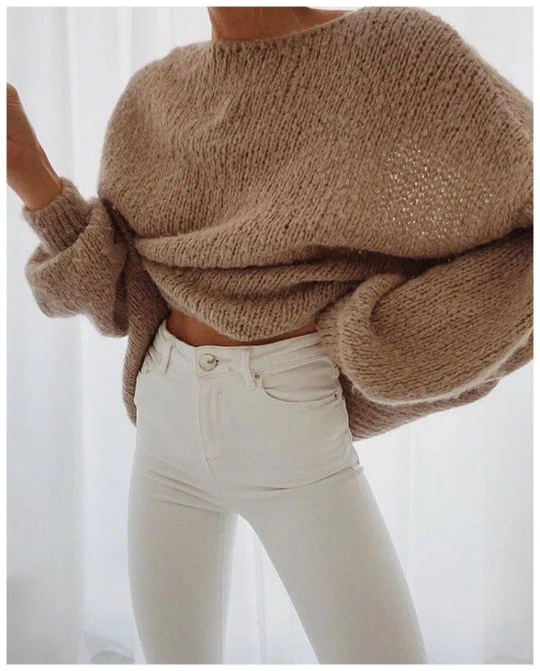 60+ neutral winter outfit how to style neutral outfit for winter 61 » Educabit