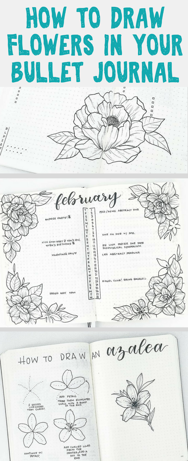 Beautiful Floral Designs To Draw On Paper Valoblogi Com