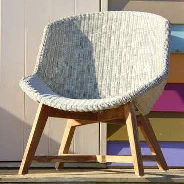 FLC109 Skal Lounge Chair | Outdoor Living | Pinterest | Outdoor ...
