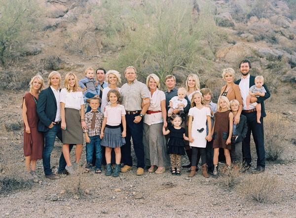 large group shot - Jill Thomas