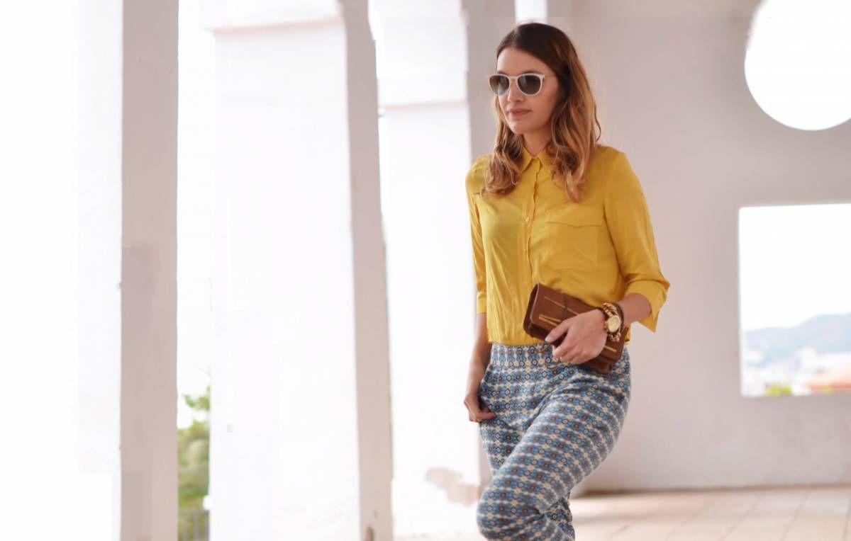 pajama pants by Mireia My Daily Style