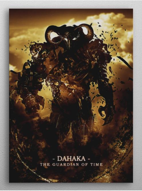 SyanArt Gaming Metal Prints