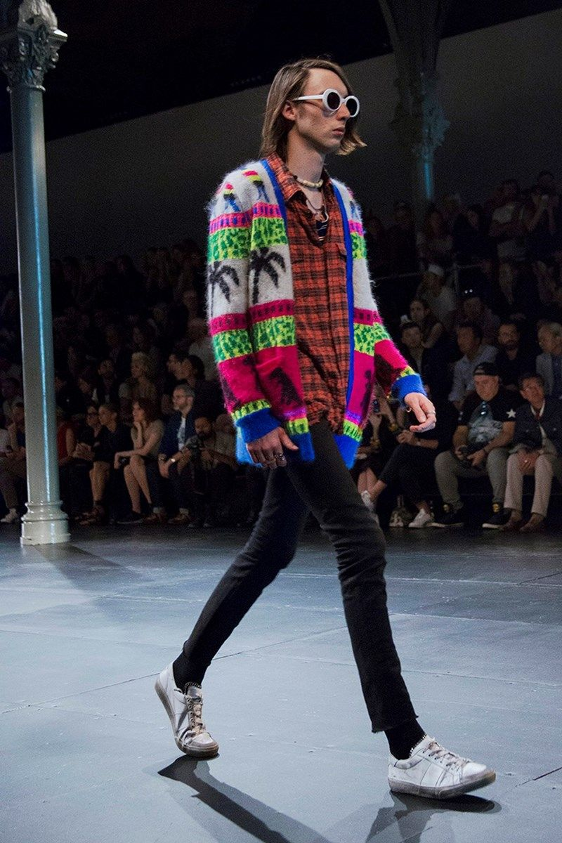Fashion style Yves paris saint laurent ss for lady