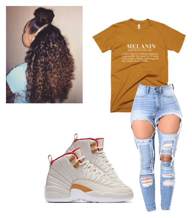 U0026quot;~1203~u0026quot; by qveenmm on Polyvore | Flyaf . | Pinterest | Polyvore Clothes and Air jordan