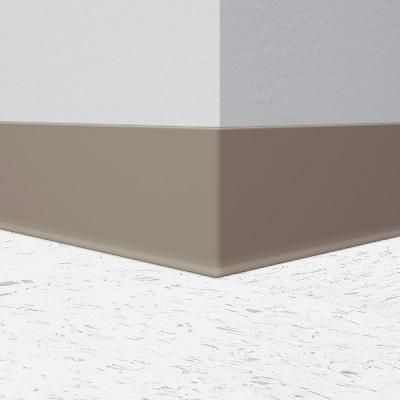 Tarkett Johnsonite Fawn 80 Duracove 6 Traditional Rubber Wall Base 6 X 100 Roll Cove With Toe Floor Molding Commercial Flooring Cove Molding
