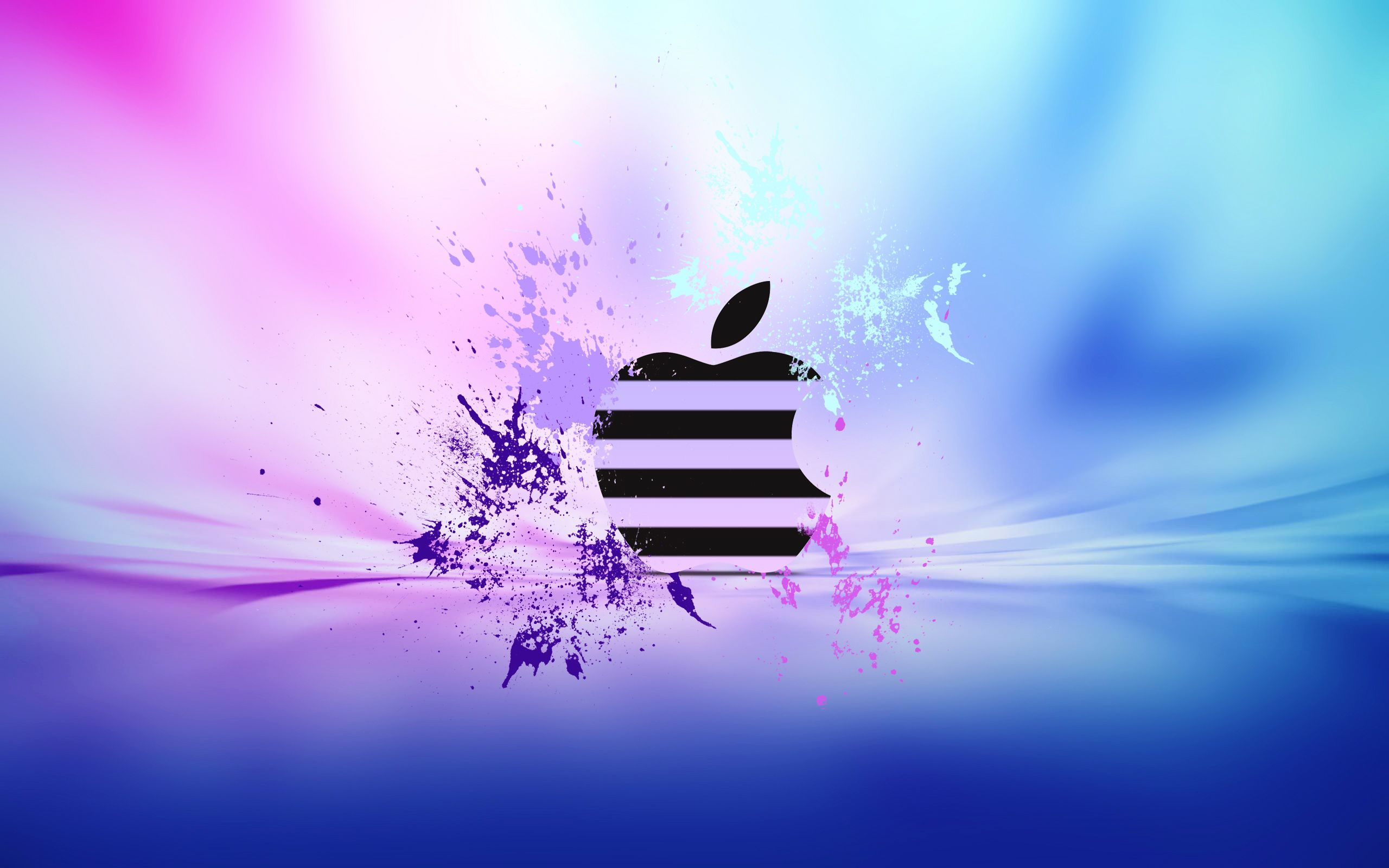 Apple Logo HD Wallpapers For Desktop Computers Free