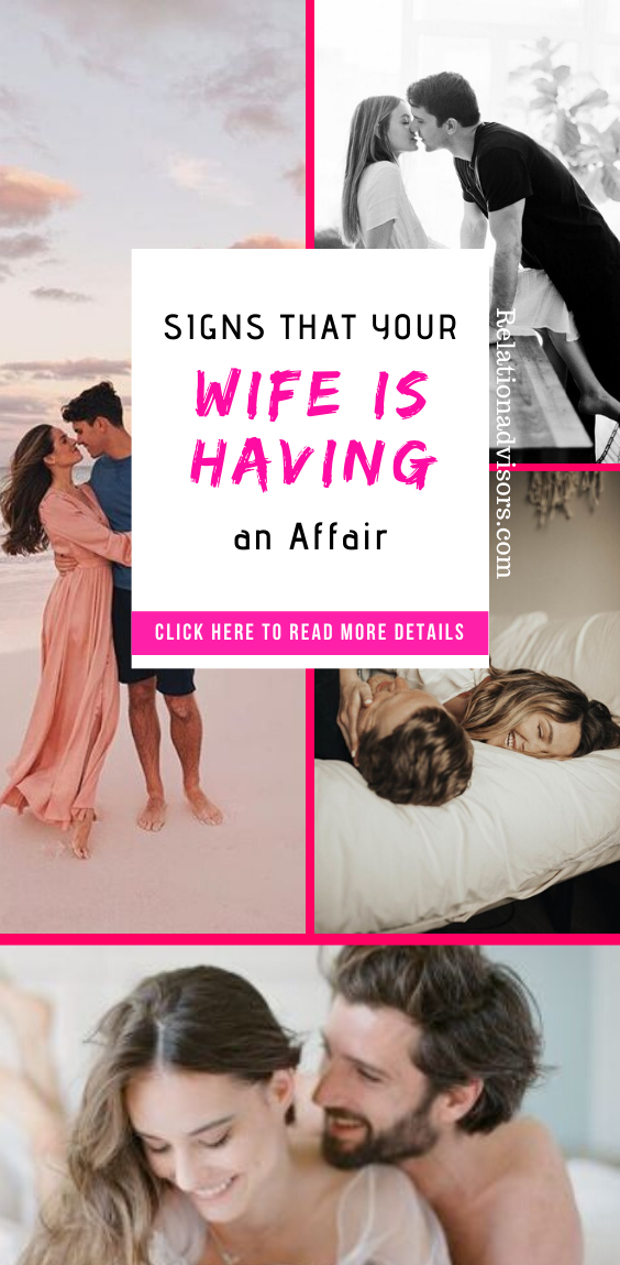Signs Your Wife is Having an Affair (With images
