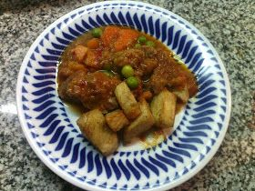 Guiso ternera thermomix
