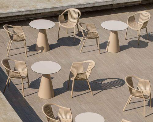 Pedrali Tatami garden chair